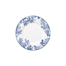 Caskata Blue Arbor Salad Plates, Set of Four