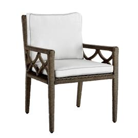 Kali Dining Arm Chair Cover