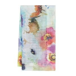 Mallorca Square Napkins, Set of Four
