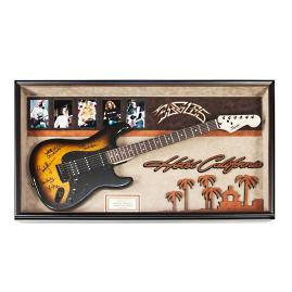 "Autographed The Eagles ""Hotel California"" Guitar"