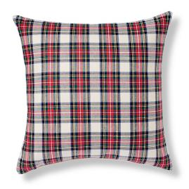 Preppy Plaid Decorative Pillow