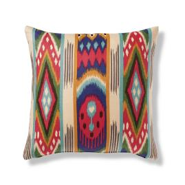Jet Setter Fiesta Decorative Pillow Cover
