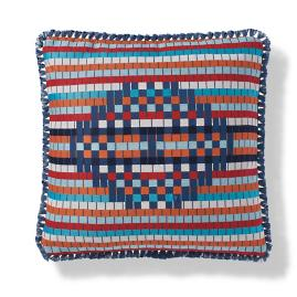 Mariana Nautical Indoor/Outdoor Pillow