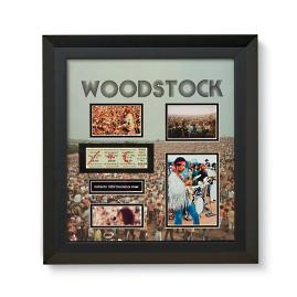 Authentic Woodstock Ticket from 1969 - Nature