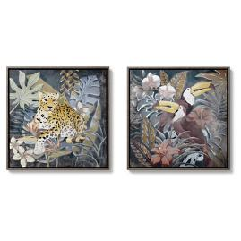Jozani Forest Giclée Print, Set of Two