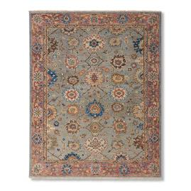 Hastings Hand-Knotted Wool Area Rug