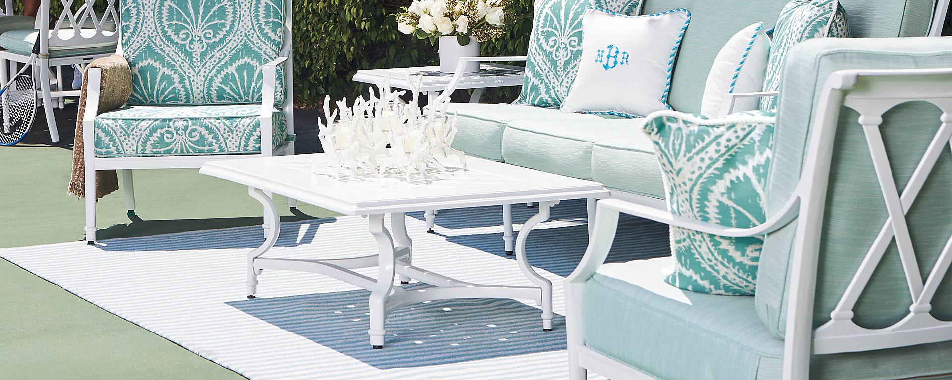 Outdoor Decor Tips - Home + Style