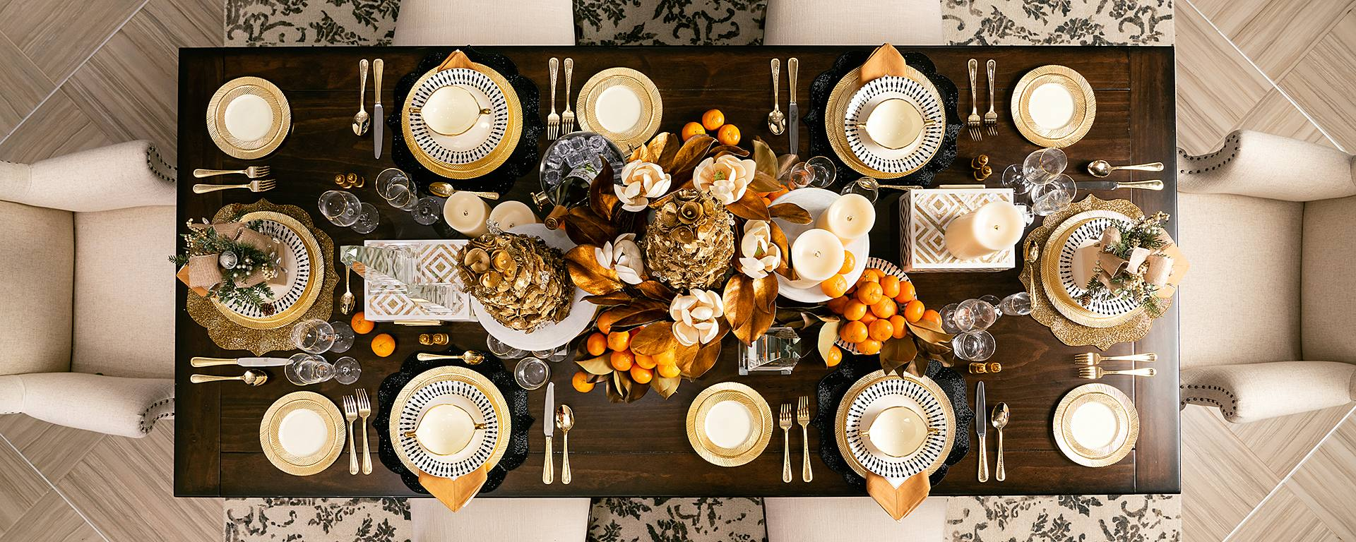 The Art of the Tablescape with Denise McGaha