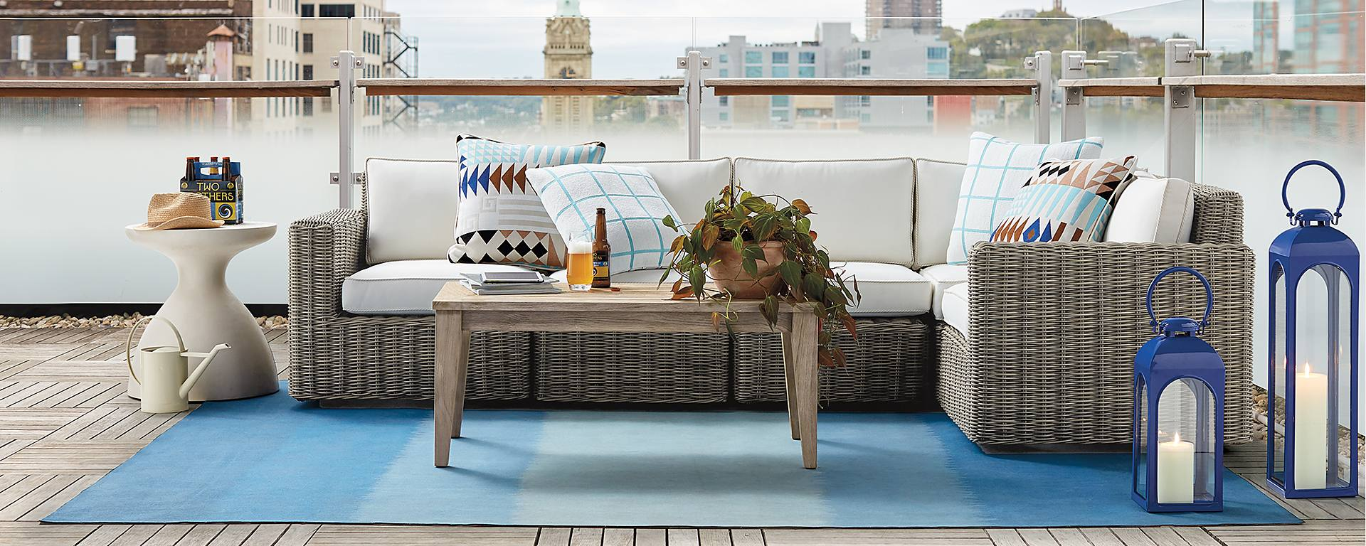 5 Places You Need An Outdoor Rug Home Style
