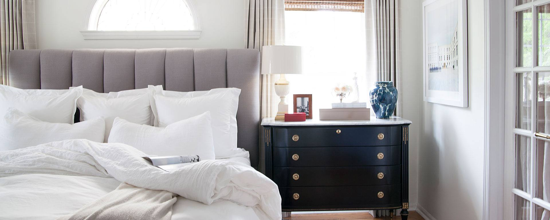 Space We Love: The Makerista's Master Bedroom Makeover