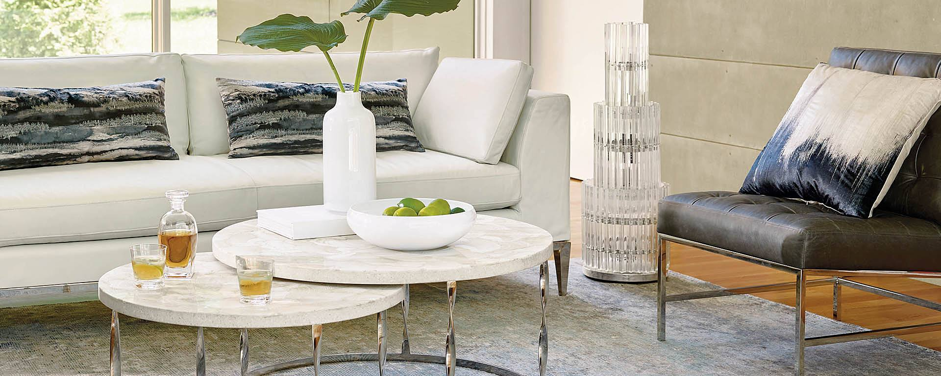 At first thought streamlining your space to create a more modern look may be a touch intimidating after all the fundamental rules of modern decor favor