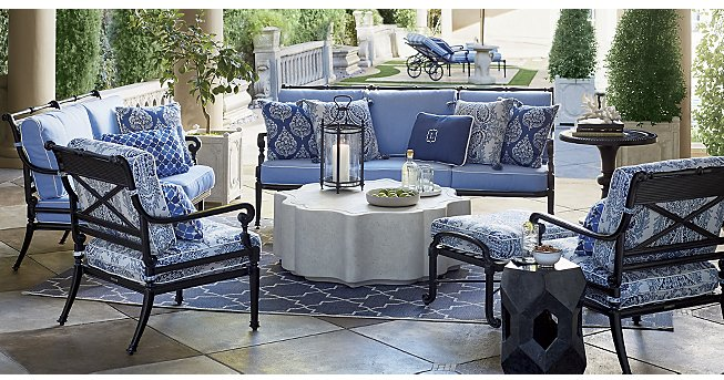 Outdoor Furniture Sets - Furniture Collections - Patio Sets ...