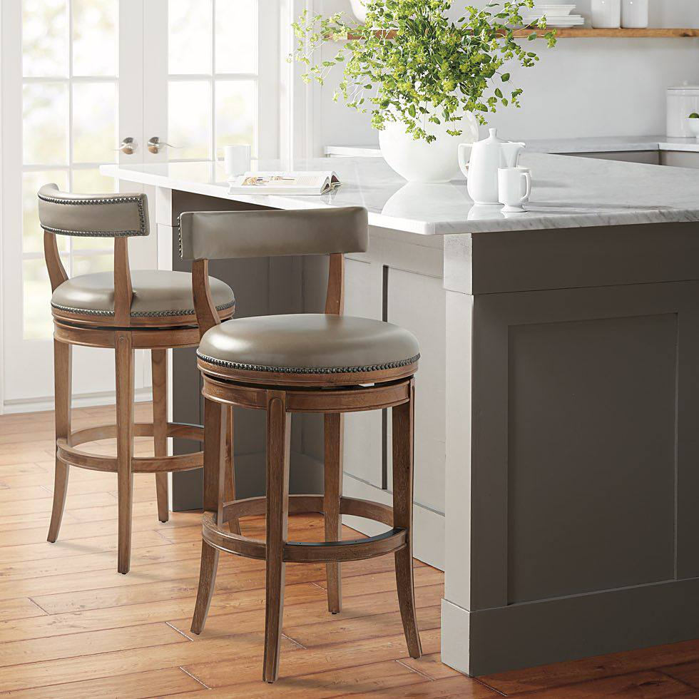 The Bar Stool Measuring Guide Home