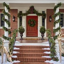 Wreaths & Garlands · Ornaments