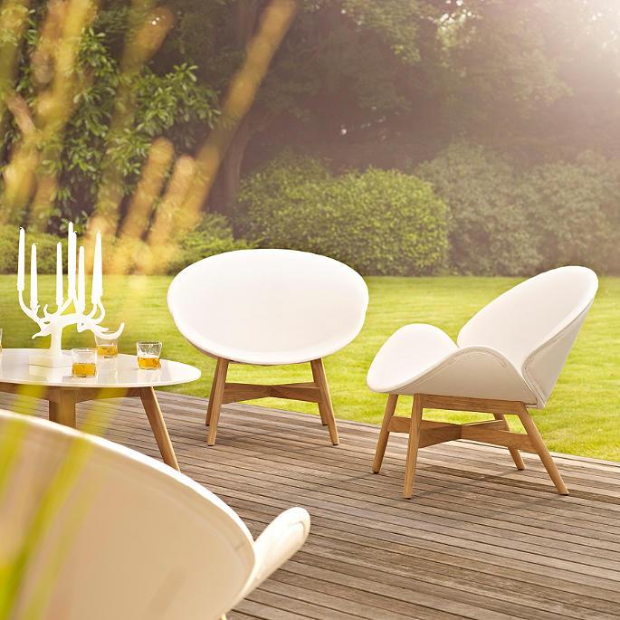 Beau Dansk Lounge Chair