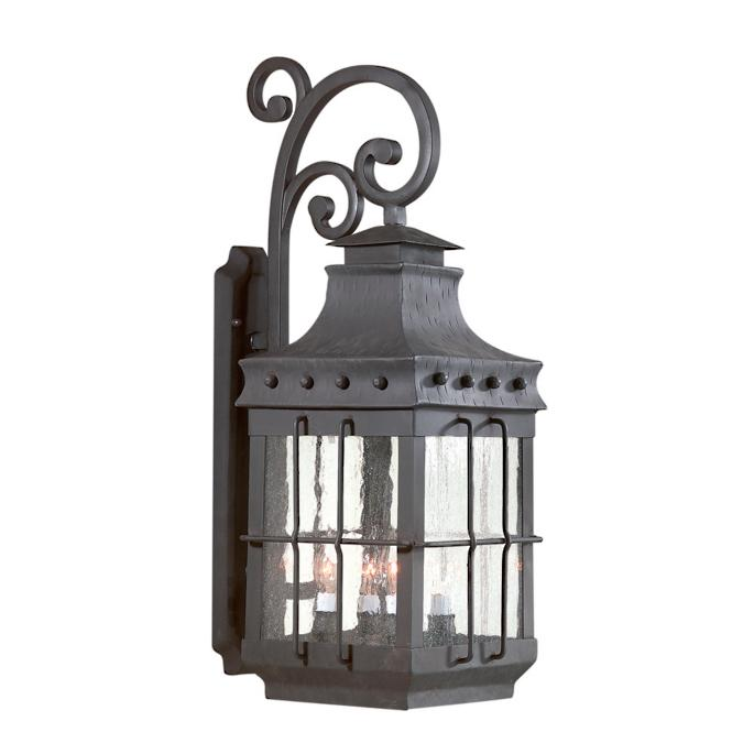 Admiral outdoor lighting frontgate admiral wall lantern workwithnaturefo