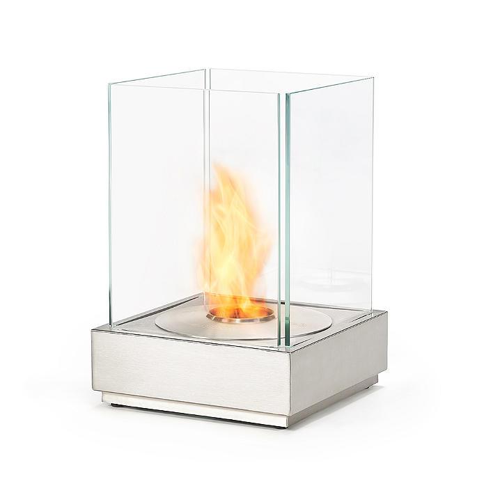ecosmart mini t bioethanol lantern frontgate. Black Bedroom Furniture Sets. Home Design Ideas