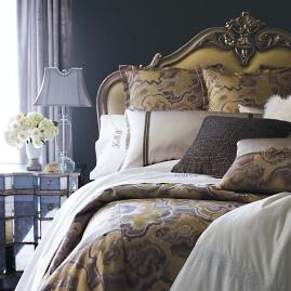 Yves Delorme Douce Bedding Collection Frontgate