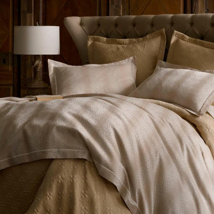 Leopold Duvet Cover by Peacock Alley