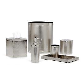 Superbe Labrazel Mano Nickel Bathroom Accessories