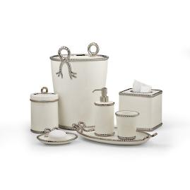 Labrazel Rope Platinum Bathroom Accessories