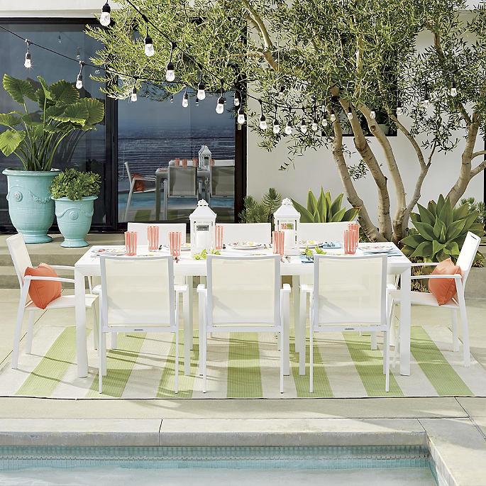 Newport 7-pc. Rectangular Dining Set