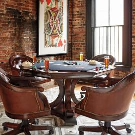 Edison Game Table And Chairs