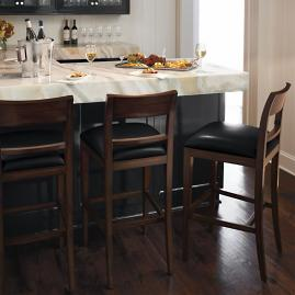 Marseille Bar Height Bar Stool 30 Quot H Seat Frontgate