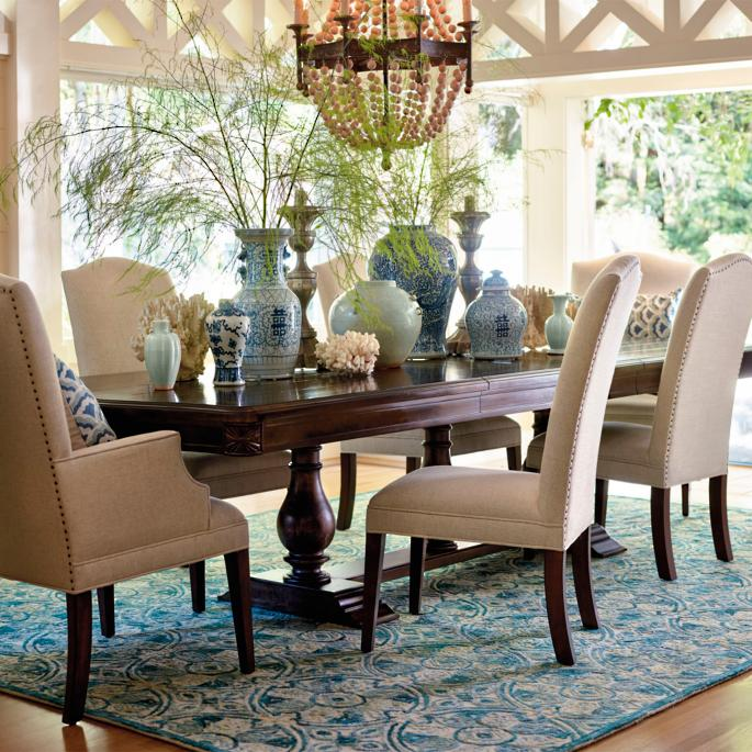 Exceptional Avalon Upholstered Dining Chairs