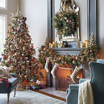 Frontgate Christmas Tree Decorations Home Decorating Ideas
