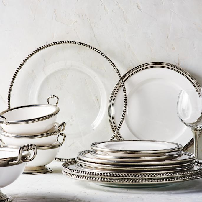 Tesoro Charger & Arte Italica Tuscan Dinnerware | Frontgate