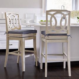 soma swivel bar height bar stool 30 h seat frontgate