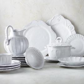 Arte Italica Bella Bianca Dinnerware Collection & Arte Italica Tuscan Dinnerware | Frontgate