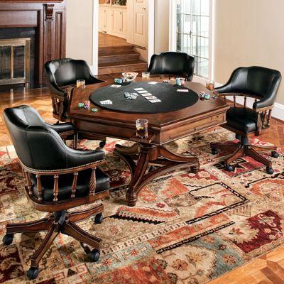 Burbank Game Room Furniture Frontgate