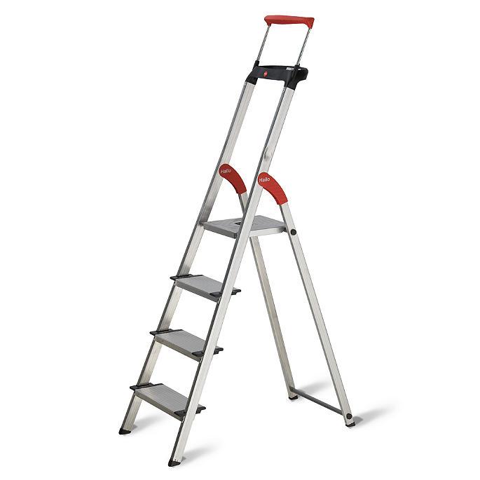 Deep-step Aluminum Ladders   Frontgate