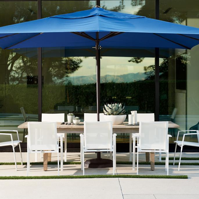 Easy Shade Outdoor Umbrella Frontgate