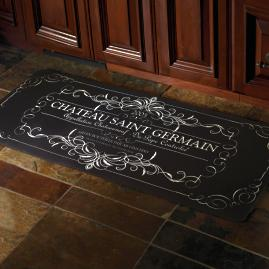 Cushioned Wine Bistro Mat