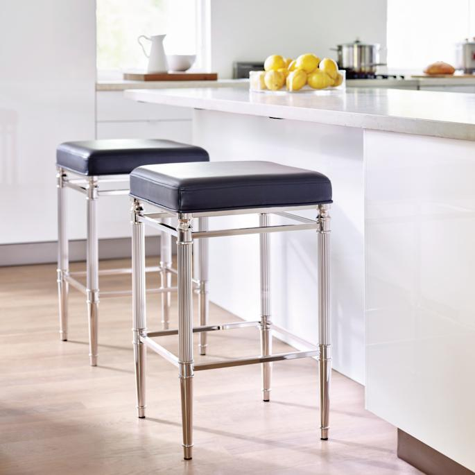 Bradenton Backless Bar And Counter Stools Frontgate