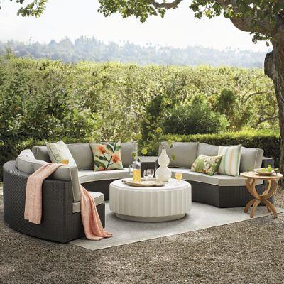 Pasadena Modular Outdoor Collection Frontgate