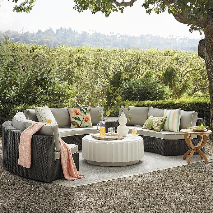 Pasadena Modular Outdoor Collection | Frontgate