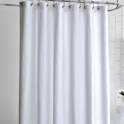 Peacock Alley Egyptian Cotton Shower Curtains Frontgate