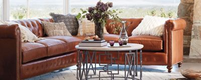 BEHIND THE DESIGN: THE BARROW CHESTERFIELD FURNITURE COLLECTION