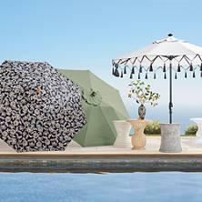 Patio Umbrellas Outdoor Pool
